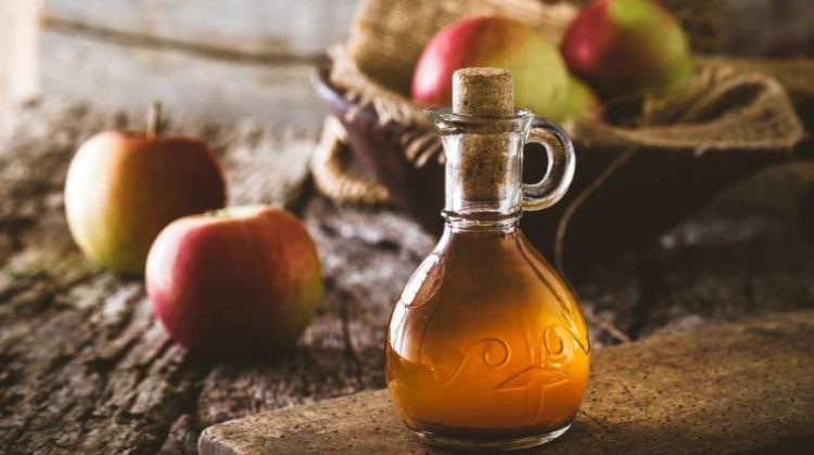 apple cider vinegar in a bottle | Off The Grid Hacks | Homesteading Tips, Tricks, And Ideas | Off the grid hacks | living off the grid diy projects