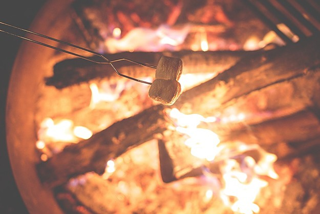 Toasting Marshmallows | 15 Classical Fun Family Activities Around The Campfire