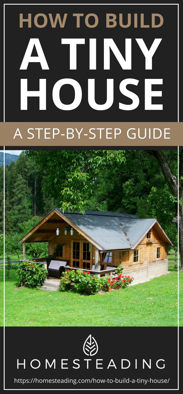 Superb How To Build A Tiny House A Step By Step Guide Interior Design Ideas Inamawefileorg
