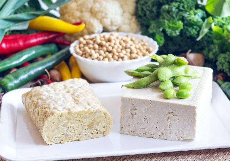 soy products tempeh tofu   what is a plant based diet
